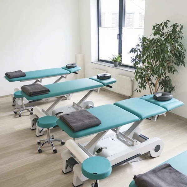 Nuevo Centro Gesundzimmer de Múnich
