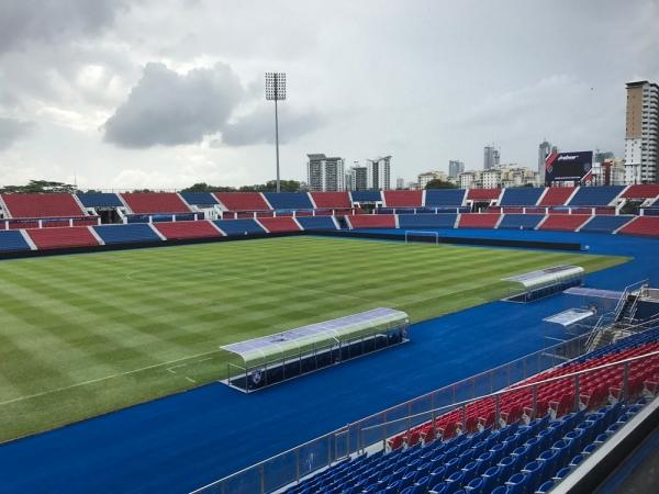 Malaysia Larkin Stadium
