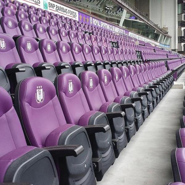 Rscanderlecht Stadium|比利时安德莱赫特体育场