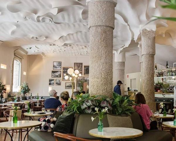 Cafè de la Pedrera Restaurant - CASA MILà
