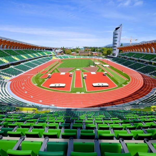 Hayward Field|美国海沃德球场